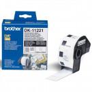 etykiety papierowe Brother [DK11221] oryginalne
