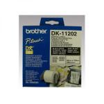 etykiety papierowe Brother [DK11202] oryginalne