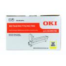 Bęben drukujący Oki [45395701] yellow oryginalny
