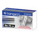 Zszywki No. 10 Kangaro 1000 sztuk (20x50)