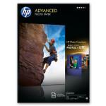 Papier fotograficzny HP Advanced błyszczący 25 ark. A4 oryginalny