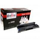 Bęben drukujący Brother [DR-2000] czarny drekker