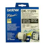 etykiety papierowe Brother [DK11209] oryginalne