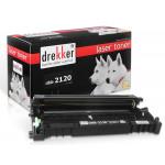 Bęben drukujący Brother [DR-2100] czarny drekker