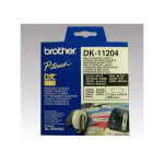etykiety papierowe Brother [DK-11204] oryginalne