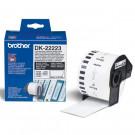 etykiety papierowe Brother [DK22223] oryginalne
