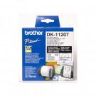 etykiety papierowe Brother [DK11207] oryginalne