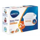 Filtr do wody Brita MAXTRA+ Hard Water Expert - 2 sztuki | Oryginalny filtr do dzbanków