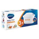 Filtr do wody Brita MAXTRA+ Hard Water Expert - 3 sztuki | Oryginalny filtr do dzbanków