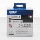 etykiety papierowe Brother [DK22251] oryginalne