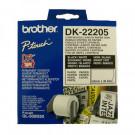 rolki papierowe Brother [DK22205] oryginalne