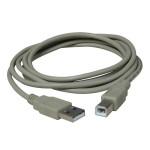 Kabel USB (2.0), typ A-B, długość 5 metrów