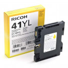wkład żelowy Ricoh [405768] yellow oryginalny