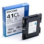 wkład żelowy Ricoh [405766] cyan oryginalny