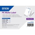 etykiety Epson [C33S045552] 203mm x 305mm białe 500 szt oryginalne